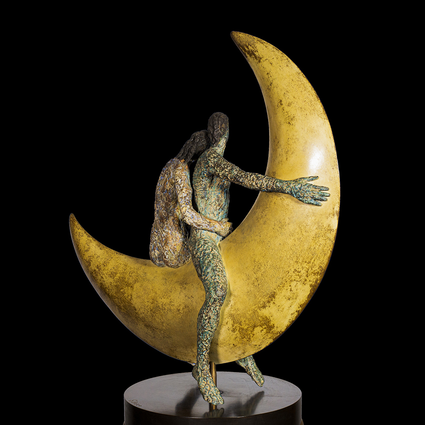 Cavalcando la luna Giacinto Bosco