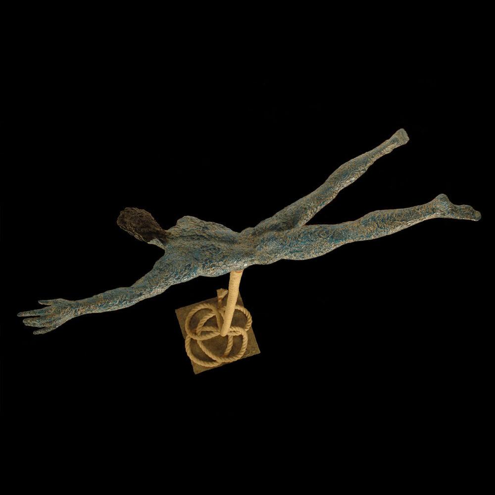 Acrobata su corda Giacinto Bosco