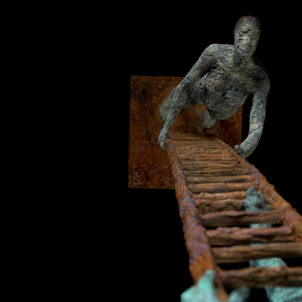 Tienimi la scala che ti prendo la luna Giacinto Bosco