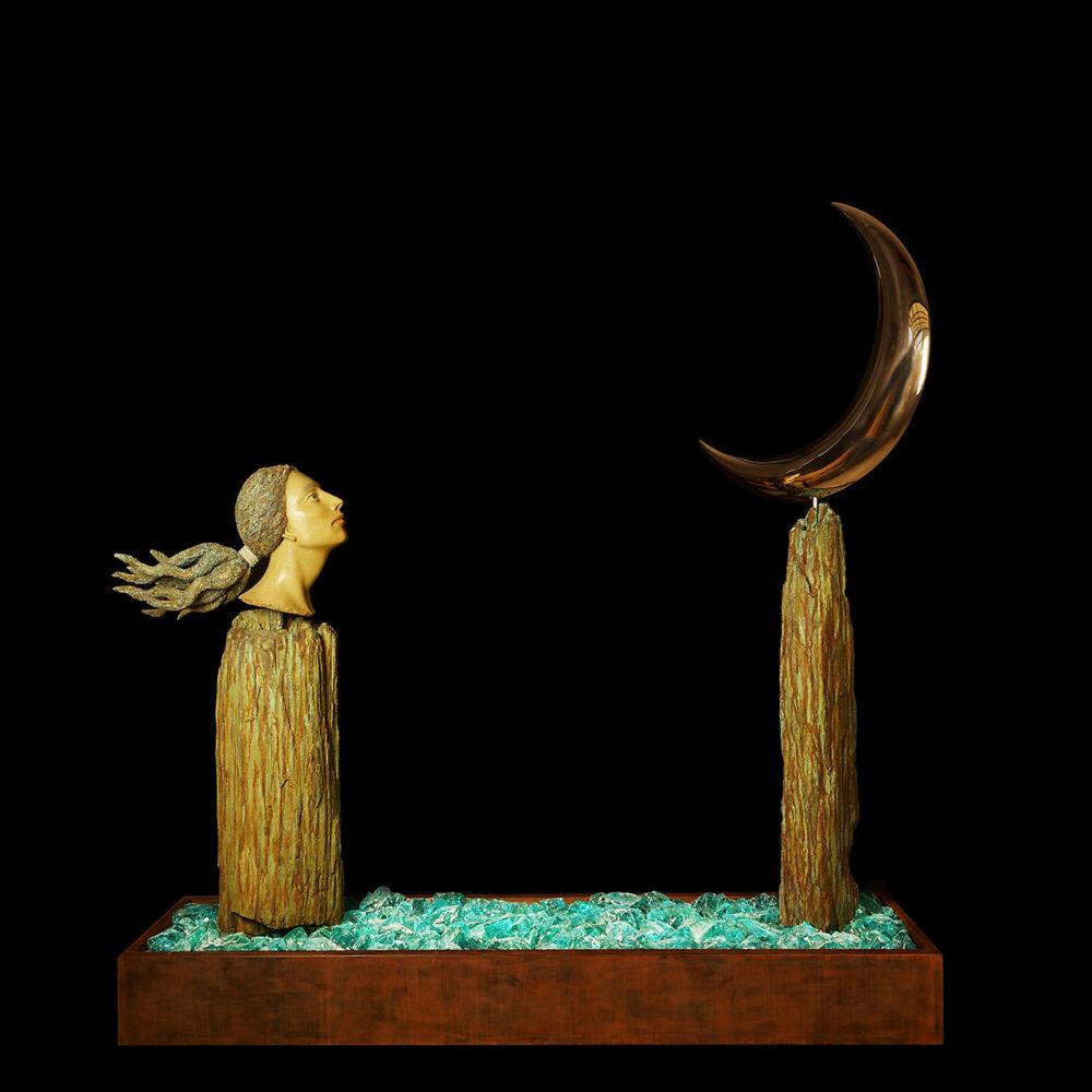 Dialogo con la luna Giacinto Bosco